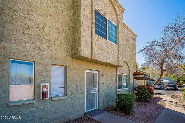 1500 W Rio Salado Parkway #92, Mesa, AZ 85201 (MLS #6204346) :: Executive Realty Advisors