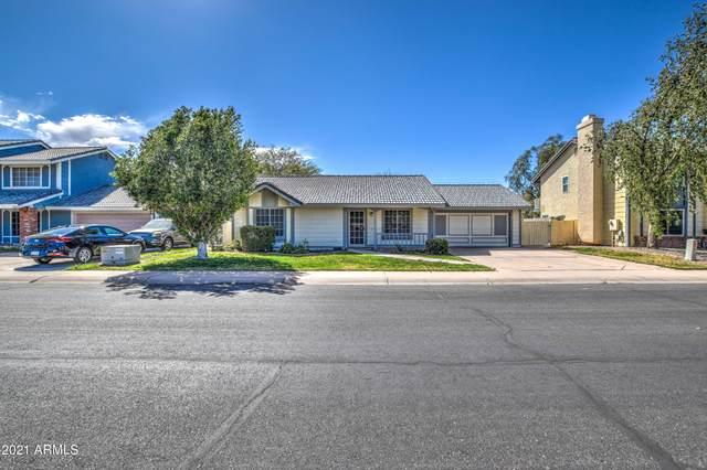 1165 E Del Rio Street, Chandler, AZ 85225 (MLS #6204399) :: Zolin Group