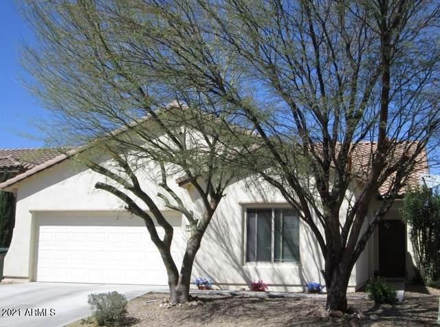1360 Paso Robles Avenue, Sierra Vista, AZ 85635 (MLS #6204403) :: Yost Realty Group at RE/MAX Casa Grande