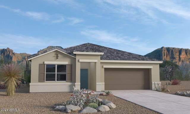 2049 S 46TH Street, Coolidge, AZ 85128 (MLS #6204405) :: Yost Realty Group at RE/MAX Casa Grande
