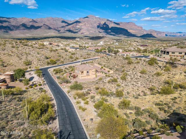 4207 S El Camino Del Bien, Gold Canyon, AZ 85118 (MLS #6204413) :: Executive Realty Advisors