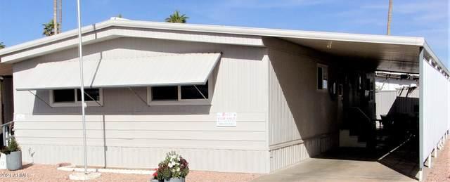 7807 E Main Street Aa-13, Mesa, AZ 85207 (MLS #6204419) :: My Home Group