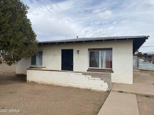 14 W Pirtle Avenue Avenue, Pirtleville, AZ 85626 (MLS #6204438) :: Yost Realty Group at RE/MAX Casa Grande