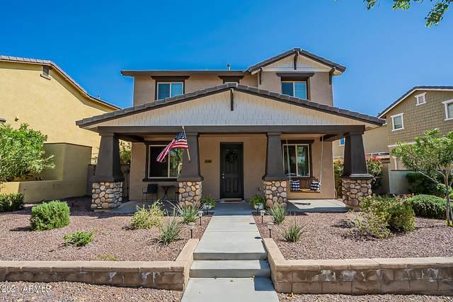 21061 W Wycliff Drive, Buckeye, AZ 85396 (MLS #6204466) :: Long Realty West Valley