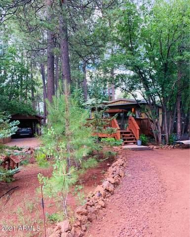 5892 Hopi Lane, Pinetop, AZ 85935 (MLS #6204492) :: Kepple Real Estate Group