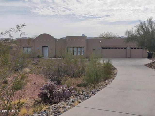 2305 W Highridge Road, Wickenburg, AZ 85390 (MLS #6204493) :: Yost Realty Group at RE/MAX Casa Grande