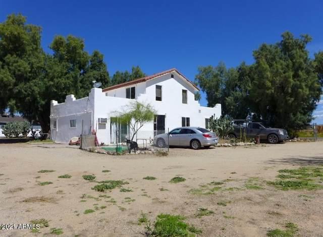 21777 W Harding Street, Wittmann, AZ 85361 (MLS #6204511) :: Long Realty West Valley