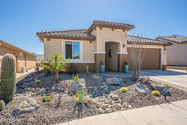 26153 W Rosemonte Drive, Buckeye, AZ 85396 (MLS #6204559) :: The Luna Team
