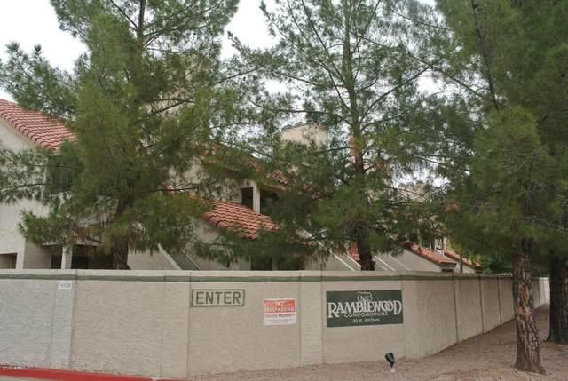30 E Brown Road #1070, Mesa, AZ 85201 (MLS #6204626) :: Executive Realty Advisors