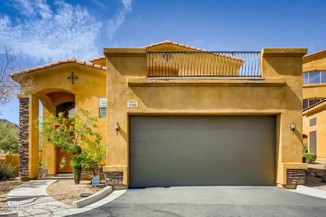 19226 N Cave Creek Road #106, Phoenix, AZ 85024 (MLS #6204645) :: The Carin Nguyen Team