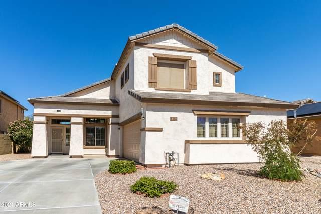 1382 E Laurel Place, Casa Grande, AZ 85122 (MLS #6204664) :: Yost Realty Group at RE/MAX Casa Grande