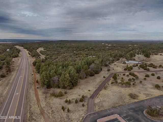 TBD Az-260 & Tosca, Clay Springs, AZ 85923 (MLS #6204693) :: Yost Realty Group at RE/MAX Casa Grande