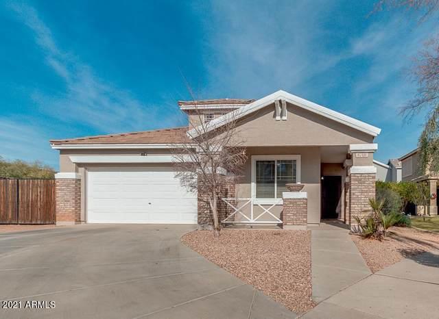 8708 E Lakeview Circle, Mesa, AZ 85209 (MLS #6204726) :: Yost Realty Group at RE/MAX Casa Grande