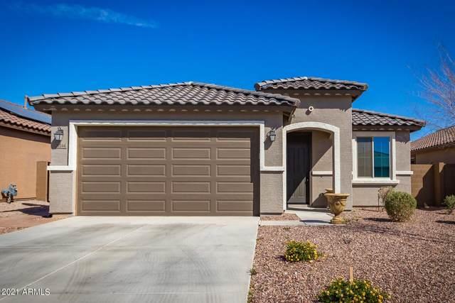 20144 W Madison Street, Buckeye, AZ 85326 (MLS #6204738) :: Yost Realty Group at RE/MAX Casa Grande