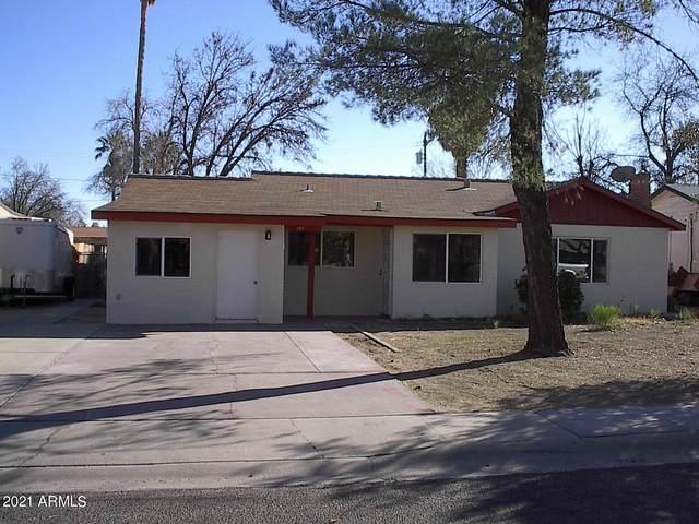 281 Genung Avenue, Wickenburg, AZ 85390 (MLS #6204749) :: Yost Realty Group at RE/MAX Casa Grande