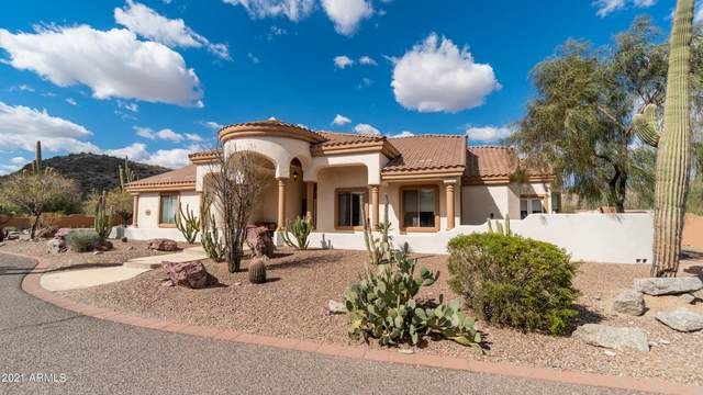 10010 E Hillview Street, Mesa, AZ 85207 (MLS #6204753) :: Yost Realty Group at RE/MAX Casa Grande