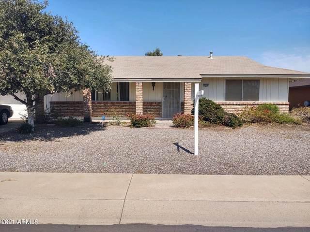 10330 W Sierra Dawn Drive, Sun City, AZ 85351 (MLS #6204778) :: Yost Realty Group at RE/MAX Casa Grande