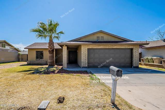 7001 W Colter Street, Glendale, AZ 85303 (MLS #6204789) :: The Luna Team