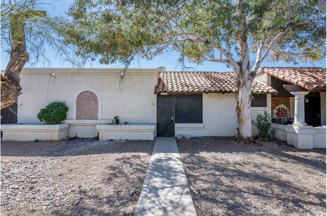 4820 N 89TH Avenue #59, Phoenix, AZ 85037 (MLS #6204802) :: The Dobbins Team