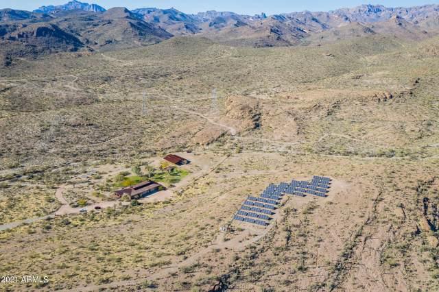 1006 E Angel Basin Road, Gold Canyon, AZ 85118 (MLS #6204818) :: Dijkstra & Co.