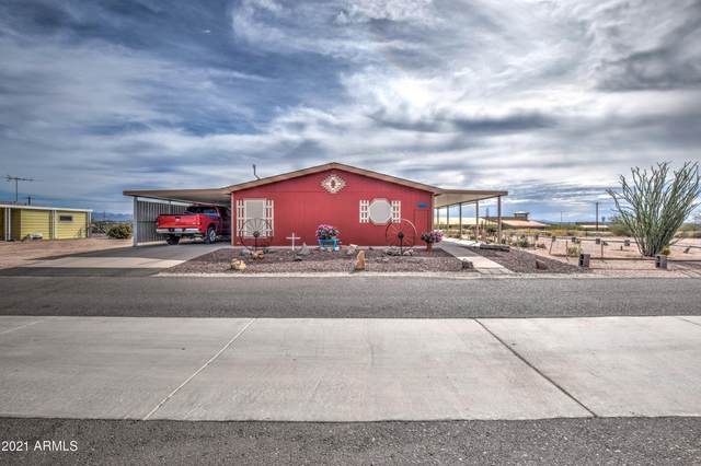 3607 N Colorado Avenue, Florence, AZ 85132 (MLS #6204833) :: The Laughton Team