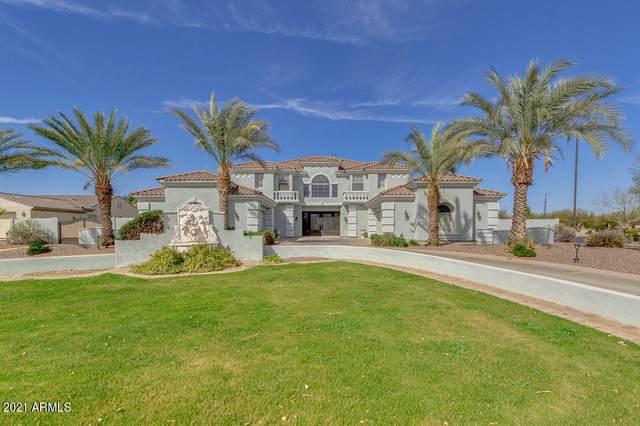 2836 E Dennisport Court, Gilbert, AZ 85295 (MLS #6204881) :: Yost Realty Group at RE/MAX Casa Grande