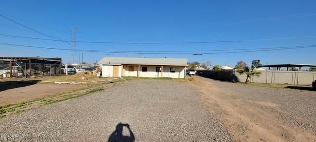 821 S 30TH Avenue, Phoenix, AZ 85009 (MLS #6204887) :: Yost Realty Group at RE/MAX Casa Grande