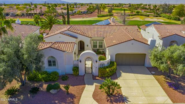 23224 N Pedregosa Drive, Sun City West, AZ 85375 (MLS #6204889) :: Long Realty West Valley
