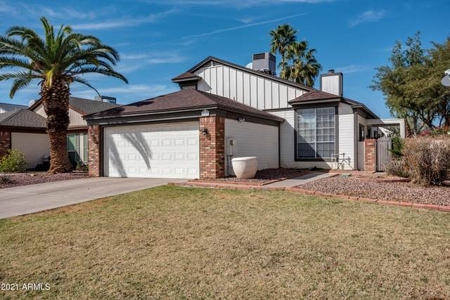 848 E Calle Del Norte, Chandler, AZ 85225 (MLS #6204914) :: Devor Real Estate Associates