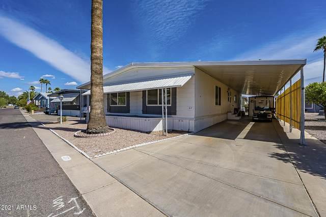 201 S Greenfield Road #217, Mesa, AZ 85206 (MLS #6204926) :: The Luna Team