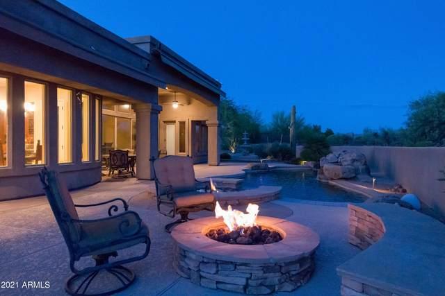 8309 E Eagle Feather Road, Scottsdale, AZ 85266 (MLS #6204940) :: Executive Realty Advisors