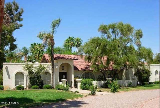 5620 E Caballo Drive, Paradise Valley, AZ 85253 (MLS #6204950) :: John Hogen | Realty ONE Group