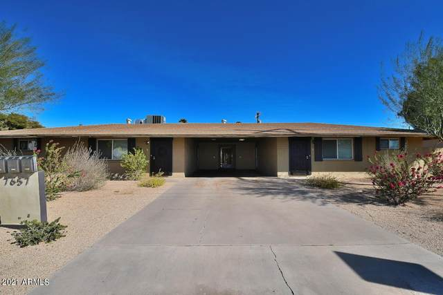 7657 N 12TH Street, Phoenix, AZ 85020 (MLS #6204987) :: Long Realty West Valley