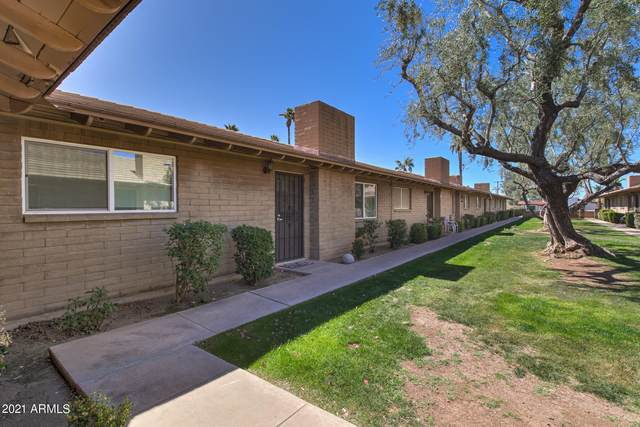 2725 S Rural Road #9, Tempe, AZ 85282 (MLS #6205031) :: Yost Realty Group at RE/MAX Casa Grande