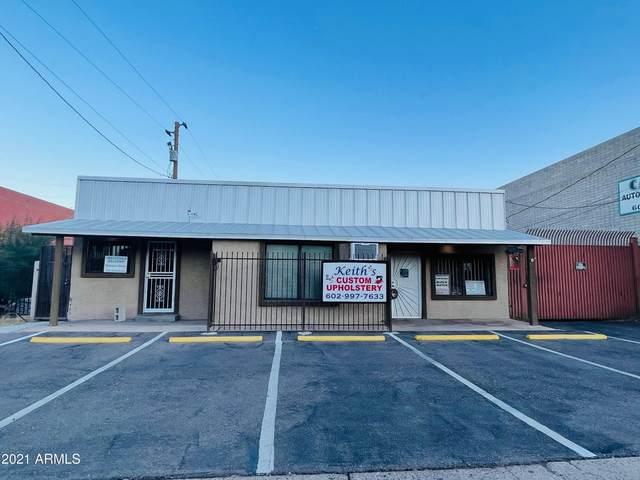 746 E Dunlap Avenue, Phoenix, AZ 85020 (MLS #6205109) :: neXGen Real Estate