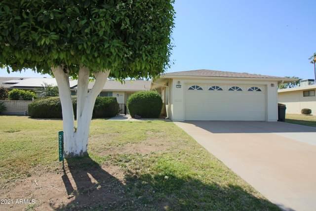 9226 N 107TH Avenue, Sun City, AZ 85351 (MLS #6205127) :: Keller Williams Realty Phoenix