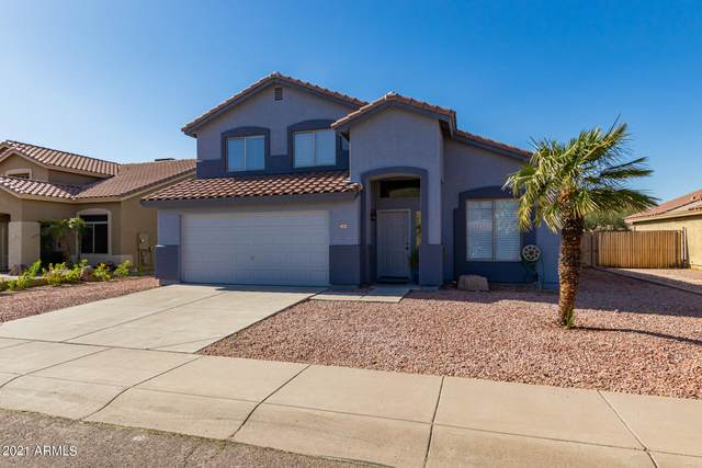 23854 N 36TH Drive, Glendale, AZ 85310 (MLS #6205131) :: Yost Realty Group at RE/MAX Casa Grande