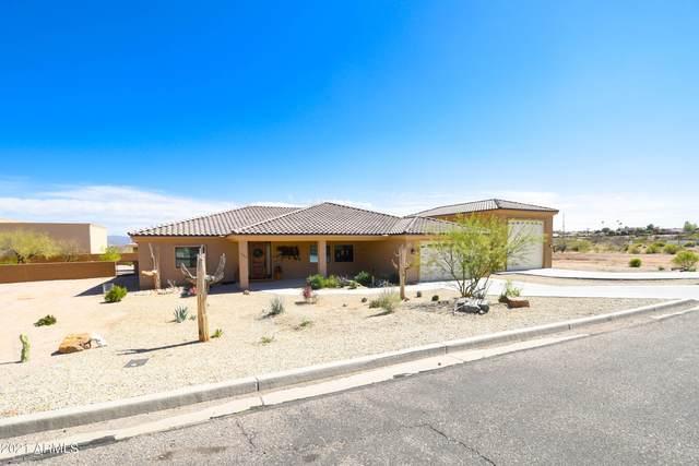 265 Shawnee Drive, Wickenburg, AZ 85390 (MLS #6205209) :: Long Realty West Valley