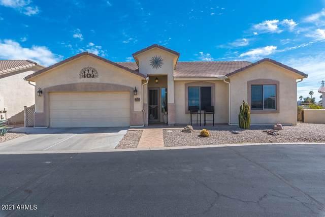 2101 S Meridian Road #435, Apache Junction, AZ 85120 (MLS #6205213) :: BVO Luxury Group
