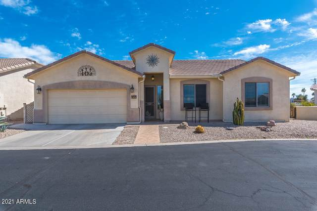2101 S Meridian Road #435, Apache Junction, AZ 85120 (MLS #6205213) :: Long Realty West Valley