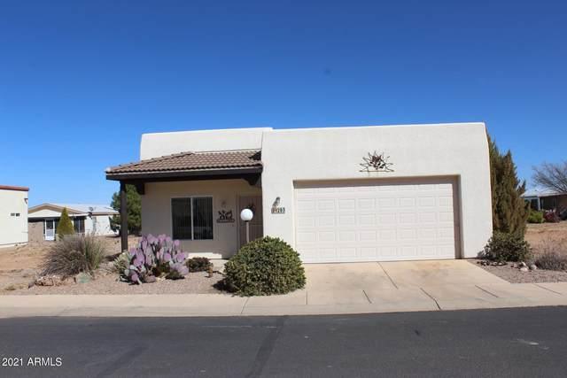 263 S Sky Ranch Road, Sierra Vista, AZ 85635 (MLS #6205218) :: Yost Realty Group at RE/MAX Casa Grande