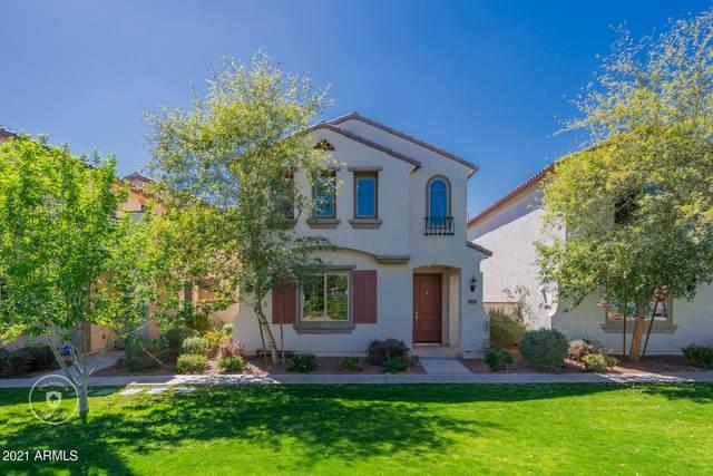 20917 W Maiden Lane, Buckeye, AZ 85396 (MLS #6205272) :: Long Realty West Valley