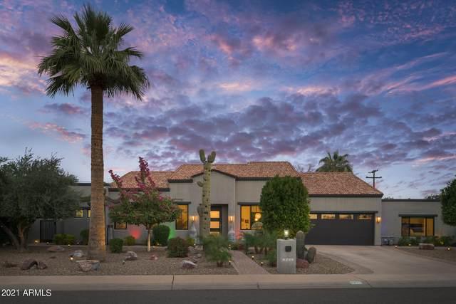 5013 N 69TH Place, Paradise Valley, AZ 85253 (MLS #6205279) :: The Daniel Montez Real Estate Group