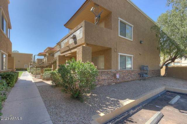 303 N Miller Road #1009, Scottsdale, AZ 85257 (MLS #6205296) :: Synergy Real Estate Partners