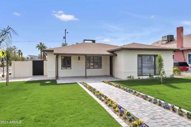 1101 W Culver Street, Phoenix, AZ 85007 (MLS #6205344) :: Yost Realty Group at RE/MAX Casa Grande