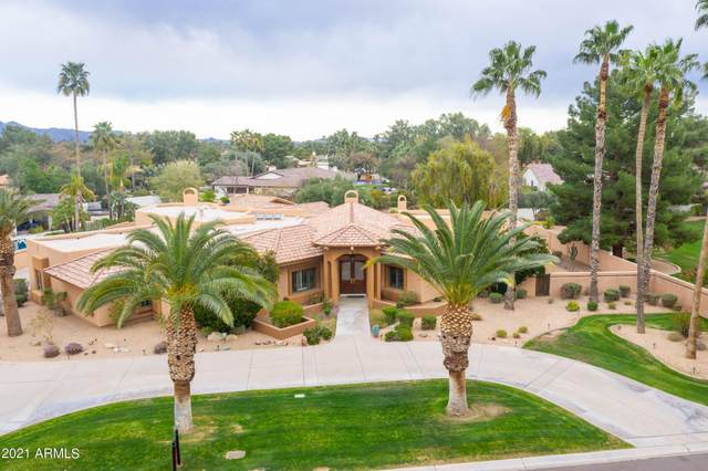 8817 N 58th Place, Paradise Valley, AZ 85253 (MLS #6205353) :: Yost Realty Group at RE/MAX Casa Grande