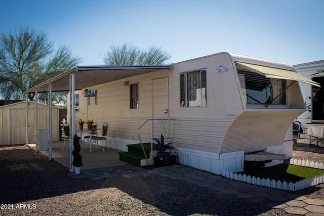 2460 E Main Street #22, Mesa, AZ 85213 (MLS #6205406) :: My Home Group