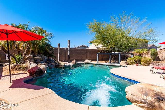 15424 N 183RD Court, Surprise, AZ 85388 (MLS #6205407) :: Yost Realty Group at RE/MAX Casa Grande