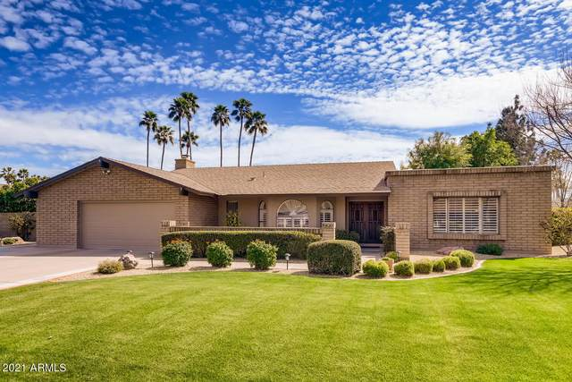 5421 E Paradise Drive, Scottsdale, AZ 85254 (MLS #6205434) :: Yost Realty Group at RE/MAX Casa Grande