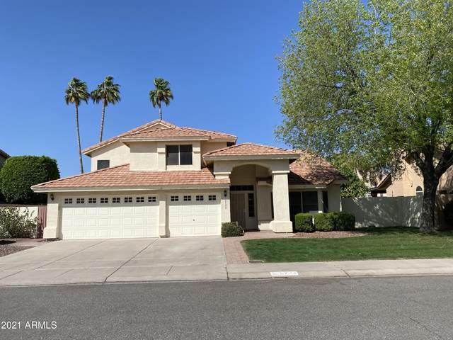 6732 W Oraibi Drive, Glendale, AZ 85308 (MLS #6205446) :: Long Realty West Valley